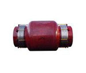 直管旁通压力平衡型波纹补偿器