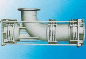 曲管压力平衡型波纹膨胀节